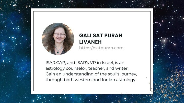 We met astrologist Gali Sat Puran Livaneh to talk about what the stars are telling us.