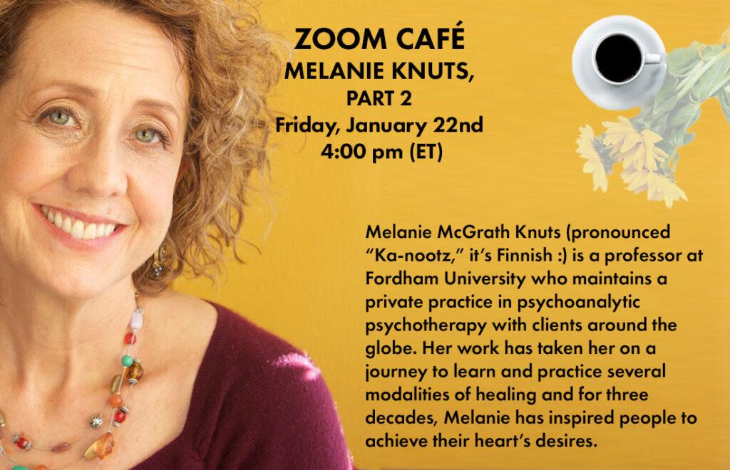 We met profesor Melanie Knuts to discuss positive communication.